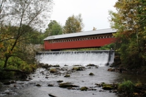 Paper Mill Bridge, Bennington, VT