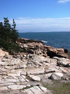 Ship Harbor trail view