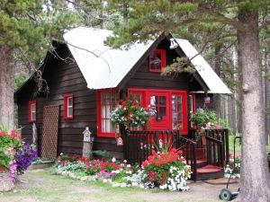 East Glacier Cabin