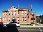 Carbon County Courthouse, Red Lodge,Montana