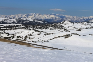 Top of the Beartooth HIghway