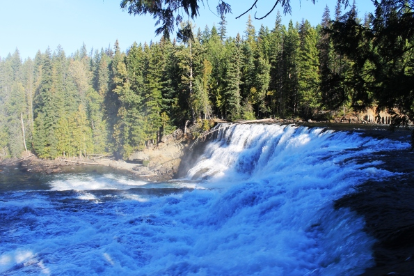 Brink of Dawson Falls