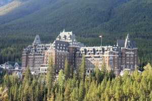 The Fairmount Banff Springs Hotel