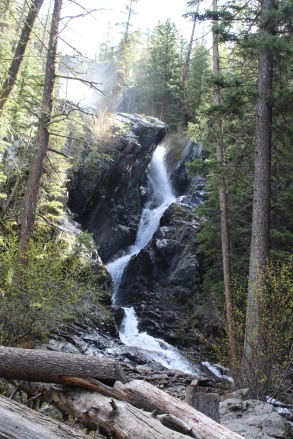 Second Falls at Pine Creek