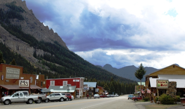 Storm brewing in Cooke City