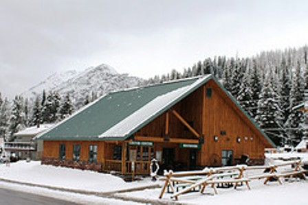 Cooke City Visitors Center