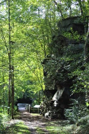 Hawks Nest Rail Trail